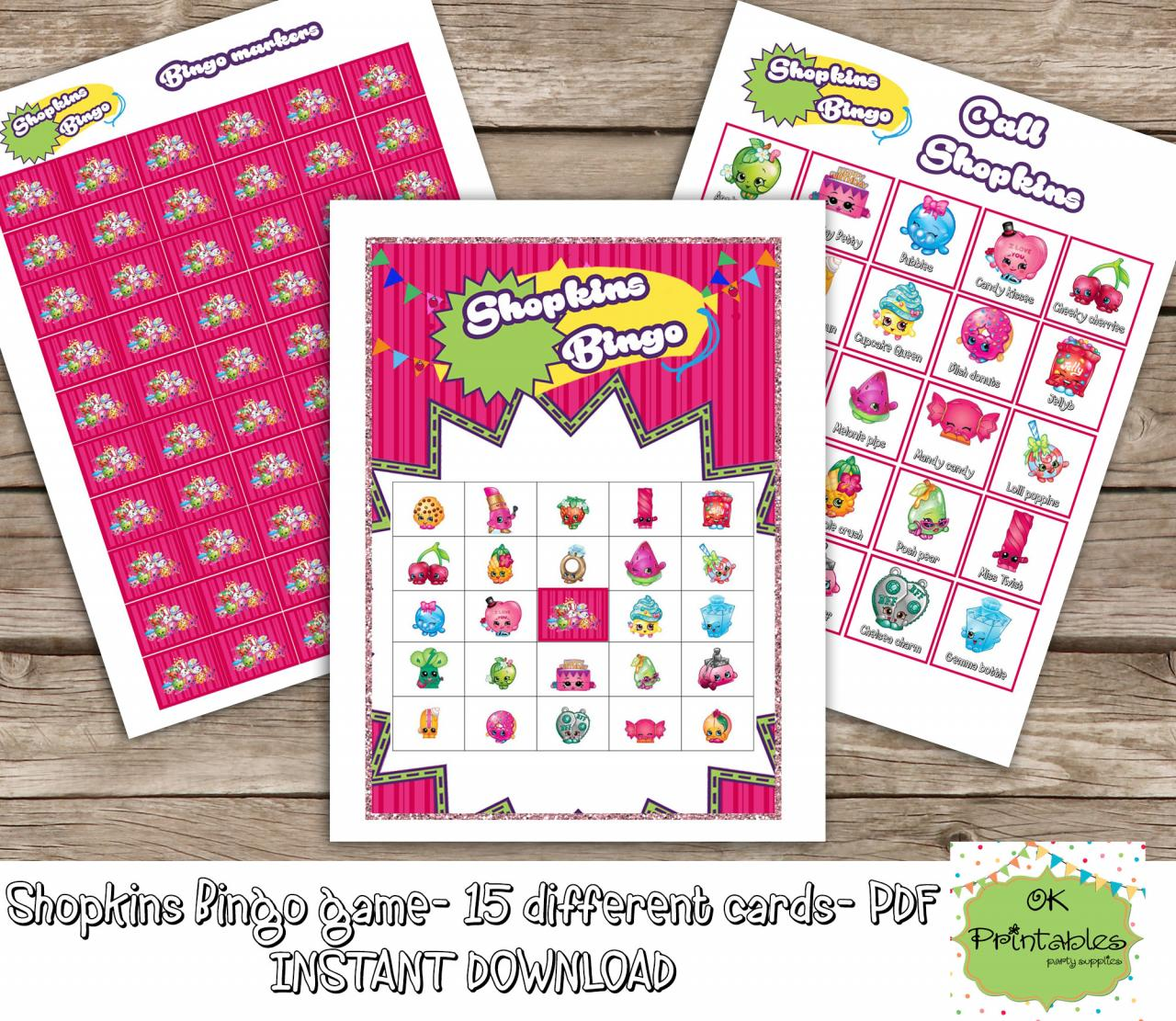 It's just an image of Trust Shopkins Birthday Card Printable